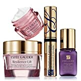 Estee Lauder Resilience Lift eye cream 15ml, Perfectionist 7ml, Sumptuous Mascara black, Resilience Lift Face and Neck 7ml