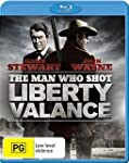 The Man who shot Liberty Valance [Blu...