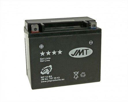 Batterie-JMT-GEL-YTX12-BS-12-Volt-Honda-CBR-1100-XX-Blackbird-SC35-Bj-1997-2000-inkl750-EUR-Batteriepfand