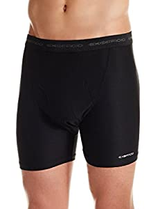 ExOfficio Give-N-Go Boxer Brief - Men's Black Small