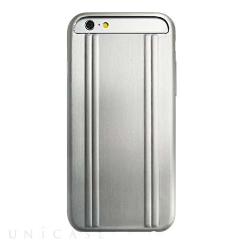 ZERO HALLIBURTON for iPhone6 Silver iPhone6 ケース