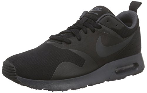Nike Men's Air Max Tavas Black/Anthracite/Black Running Shoe 9.5 Men US (Nike Air compare prices)
