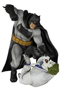 Kotobukiya The Dark Knight Returns: Batman vs. Joker ArtFX Statue (Hunt The Dark Knight)
