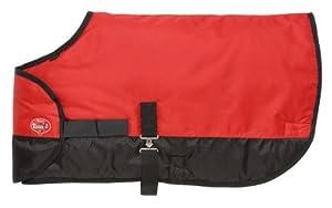 Tough 1 600D Waterproof Poly Adjustable Foal Blanket, Purple, Small