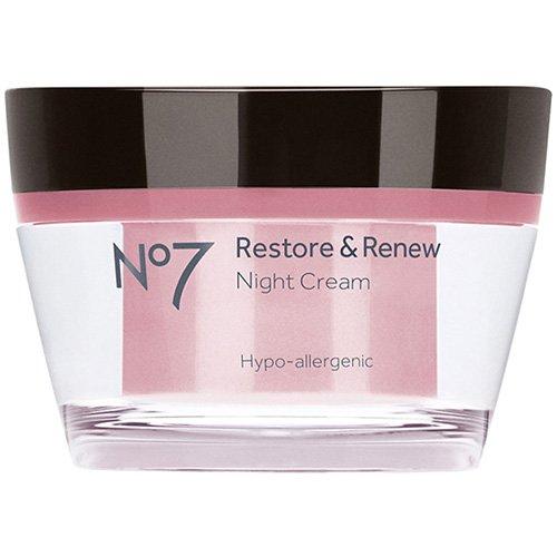 796433618164 Upc Boots No7 Restore Amp Renew Night Cream