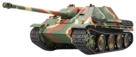 300056024 - Jagdpanther FullOptionKit, ferngesteuerter Panzer, 1:16, Elektromotor, Bausatz
