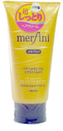 メルフィニ モイストミルキィクリームNa 150g