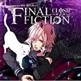 EXIT TUNES PRESENTS 「FINAL FICTION」 (96猫×囚人P)  告知入りポスター
