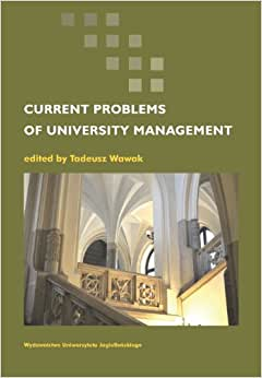 Current Problems Of University Management