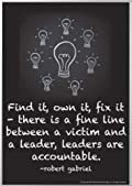 Victim vs. Leader