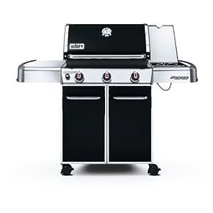 weber genesis ep 320 grill black 6521301. Black Bedroom Furniture Sets. Home Design Ideas
