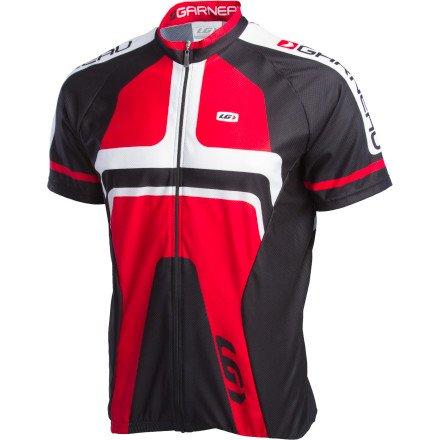 Buy Low Price Louis Garneau MTB Equipe Jersey – Short-Sleeve – Men's (B006V74C1O)