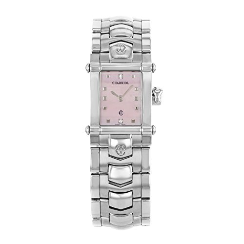 Charriol INTR.930.844 Stainless Steel Quartz Ladies Watch