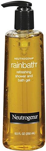 Neutrogena Rainbath Gel, Original, 8.5 Ounce (Pack of 6) 8.5 Ounce Bath