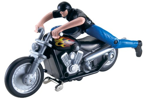 Hot Wheels Motorcyclees Wheelie Rocket - 1
