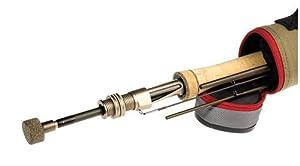 Greys XF 2 Streamflex Plus #5 Fly Fishing Rod (4-Piece), 9-Feet 6-Inch by Grays