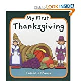 My First Thanksgiving ~ Tomie dePaola