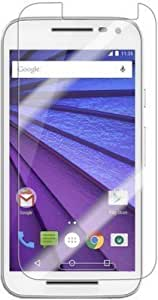 Moto G3 generation2.5D curved tempered glass screen protector by ADC Retail