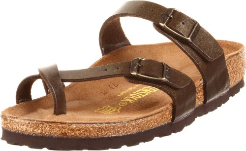 Birkenstock Mayari Sandal,Golden Brown,41 M Eu front-915030