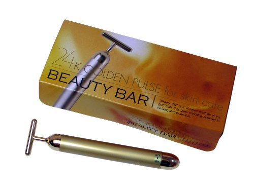 ビューティーバー BEAUTY BAR 24K GOLDEN PULSE FOR SKIN CARE