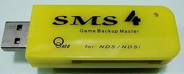 ★スピード6倍アップ ★NDS SMS4 (エスエムエス4) DSソフトからPCへセーブデータのバックアップ