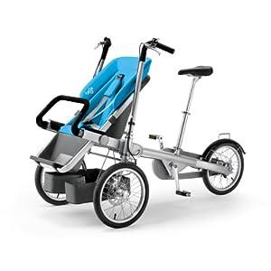 Taga Bike & Stroller (Blue)