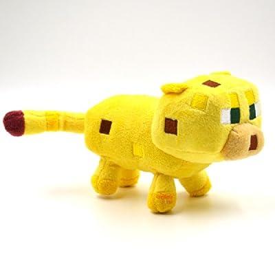 Minecraft Figures Plush Toy - Ocelot 18cm7inch by GF