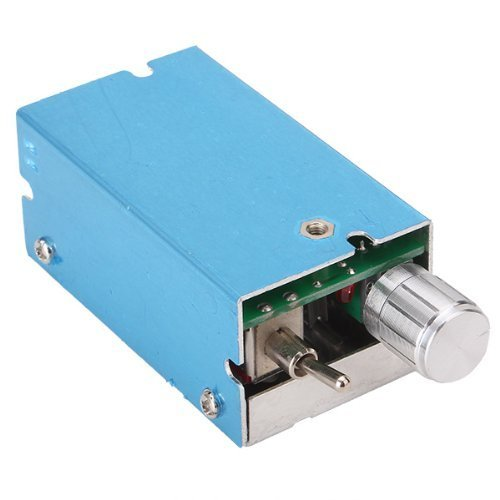 DN DC Motor PWM Speed Controller Governor 12V-24V Reversible Control Switch (Pwm Motor Switch compare prices)