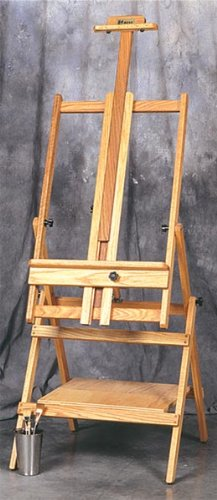 Best Deluxe Lobo Wood Easel deluxe wood easel
