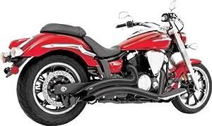 Freedom Performance Sharp Curve Radius Exhaust System - Black , Color: Black MY00082
