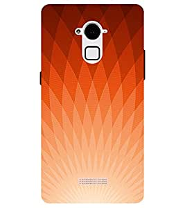 Chiraiyaa Designer Printed Premium Back Cover Case for Coolpad Note 3 (Flower Pattern) (Multicolor)
