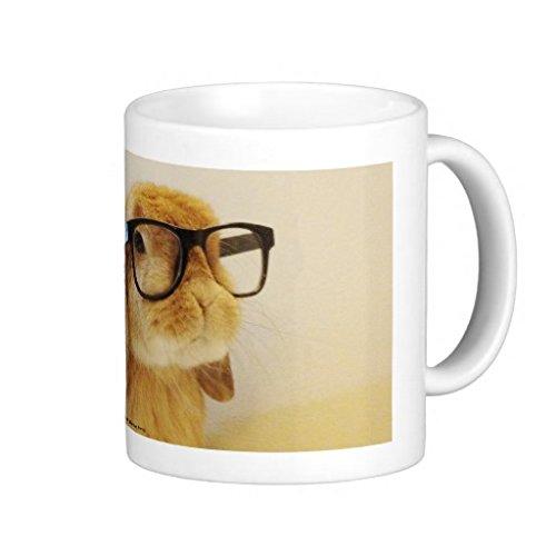 Endingfo Cute Squirrel classico bianco tazza di caffè, Porcellana, #9