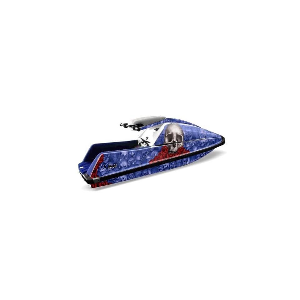 AMR Racing Yamaha Superjet Jet Ski Square Nose Graphic Wrap Kit   Bonecollect
