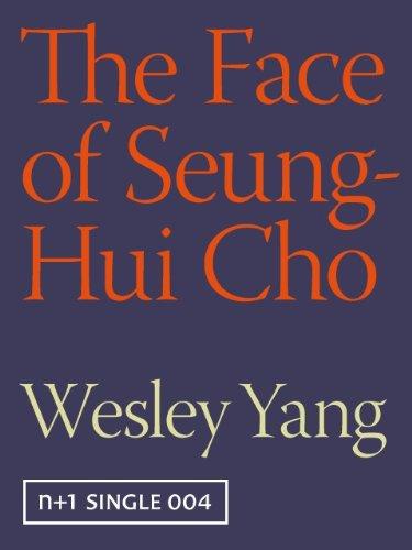 The Face of Seung-Hui Cho (Kindle Single) (Kindle Singles Book 4) PDF