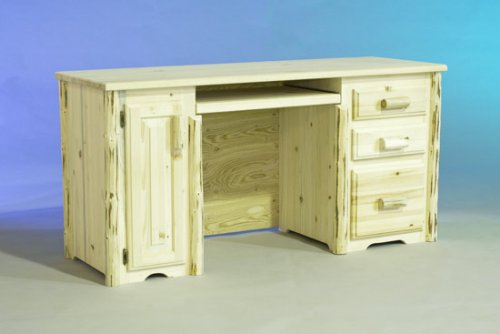 Log Furniture - Desk - Free Shipping 48 States