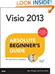 Visio 2013 Absolute Beginner's Guide...