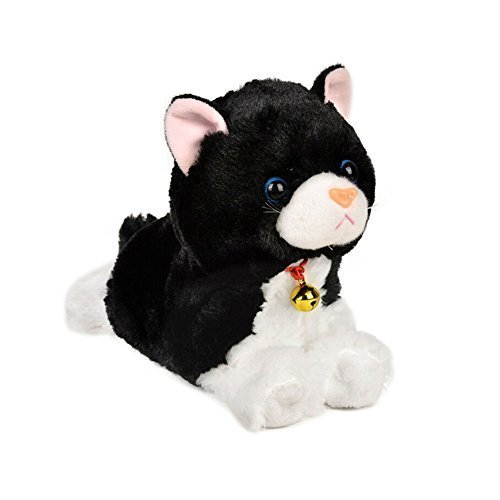 Sound-Control-Electronic-Pet-Electronic-Toys-Cat-Robot-Cat-Interactive-Toys-Best-Gift-for-Children-Black