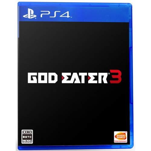 【Amazon.co.jpエビテン限定】GOD EATER 3 初回限定生産版 ファミ通DXパック - PS4