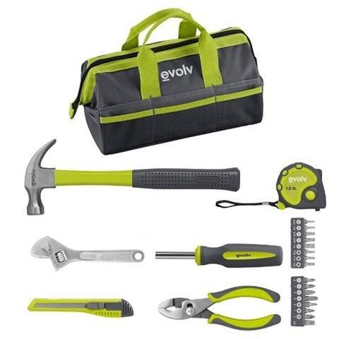 Evolv 23 Piece Homeowner Tool Set