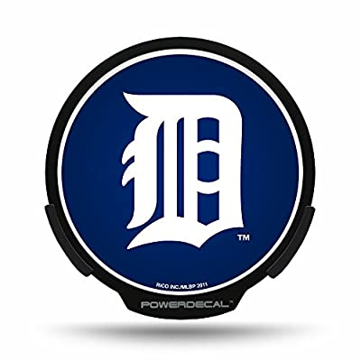 Axiz Group PWR4301 Detroit Tigers Power Decal