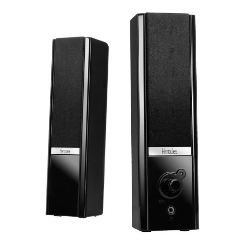 Hercules XPS 2.0 10 Gloss Enceintes PC / Stations MP3 RMS