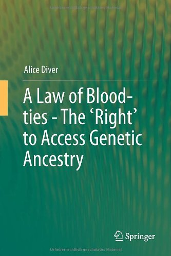 A Law Of Blood-Ties - The 'Right' To Access Genetic Ancestry front-852654