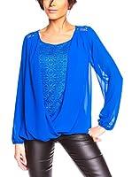 Glamour Paris Blusa Noa (Azul)