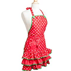Flirty Aprons Womens Holiday Apron