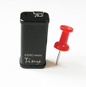 .com: Guinnes Record!!! Smallest Digital Voice Recorder Edic-mini