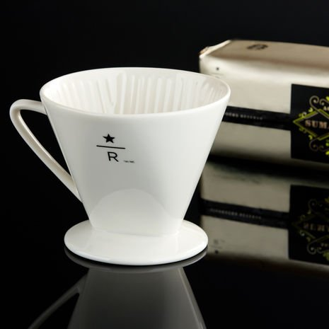 Starbucks® Reserve Pour-Over Cone front-609951
