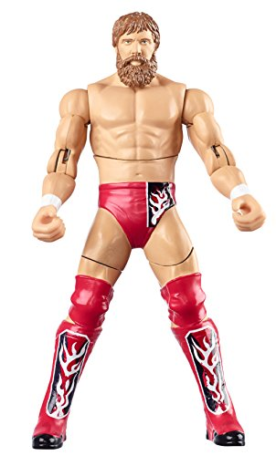 WWE Super Strikers Dual Force Daniel Bryan Figure - 1