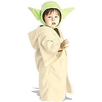 yoda costume infant 6 12 months infant and toddler costumes clothing. Black Bedroom Furniture Sets. Home Design Ideas