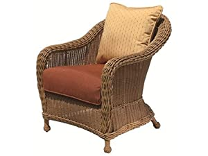 Amazon Suncoast Monaco Wicker Cushion Arm Dining