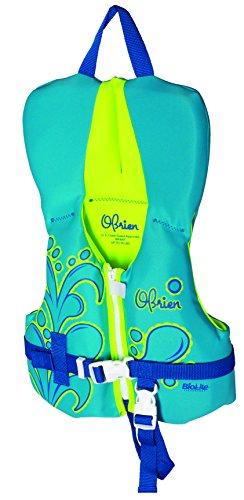 O'Brien Girls Infant Neoprene Life Jacket, Infant